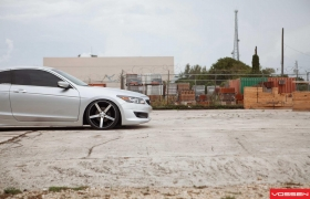 HONDA ACCORD на дисках CV3