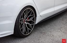 Audi S5 на Vossen HF-2