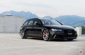 AUDI RS6 - VOSSEN FORGED: CG SERIES: CG-205