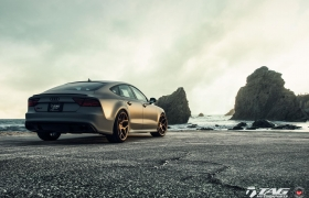 AUDI RS7 - VOSSEN FORGED: CG SERIES: CG-205