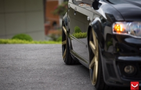AUDI S4 на дисках CV7