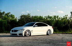 BMW F32 435i | All New Vossen VFS-6