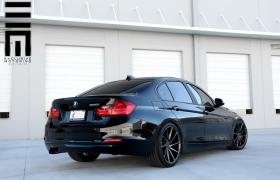 BMW 3 серия на дисках CVT