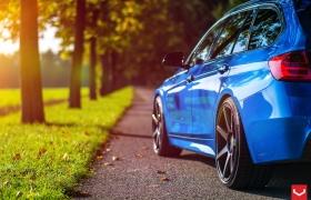 BMW 3 серии на дисках CV7