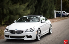 BMW 6 серии | M6 на дисках CV7