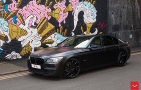BMW 7 SERIES на дисках Vossen CVT