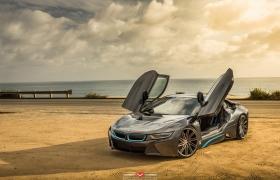 BMW I8 на дисках VPS-309