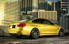 BMW M4 на дисках VFS1