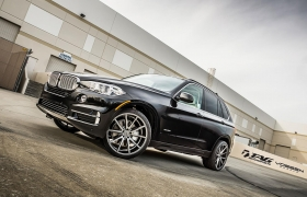BMW X5 на дисках VFS1