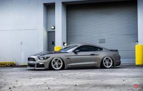 "Roush Ford Mustang GT | ""Rowdy Roush"" 