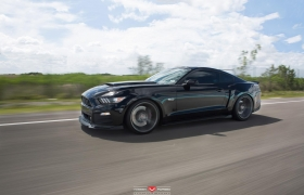 FORD MUSTANG на дисках VPS-302