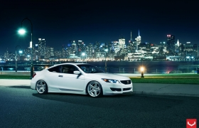 HONDA ACCORD на дисках CV5
