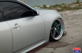 Infiniti G37 | Vossen x Work Wheels | VWS-3