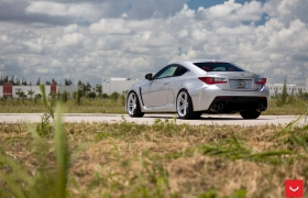 LEXUS RCF - VOSSEN FLOW FORMED SERIES: VFS5