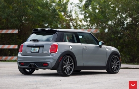 MINI COOPER S - VOSSEN FLOW FORMED SERIES: VFS-1