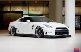 Nissan GT-R | Vossen x Work | VWS-3 | Importfest