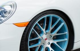 PORSCHE 911 на дисках VPS-308