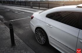 VW CC на дисках VFS2