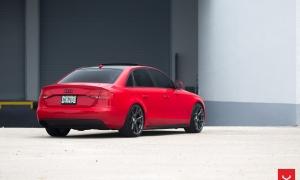 Audi A4 Vossen