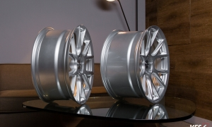 Диски Vossen VFS-6 Gloss Silver