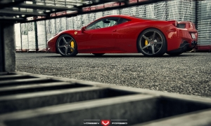 Ferrari vossen precision series
