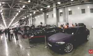 Vossen Moscow Tuning Show