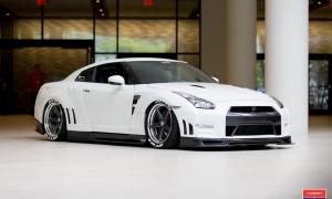 Nissan GT-R | Vossen x Work | VWS-3
