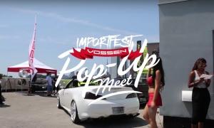 IMPORTFEST И VOSSEN «POP-UP MEET»