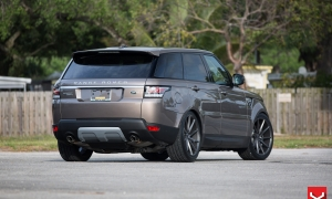 Range Rover Sport Vossen CVT