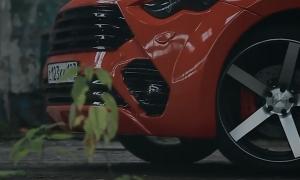 Renegade Infiniti FX 50S