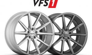 Новая модель дисков Vossen VFS1