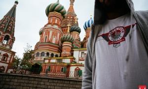 Vossen Wheels World Tour Moscow, Russia