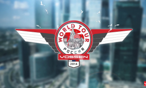 Vossen World Tour Moscow, Russia