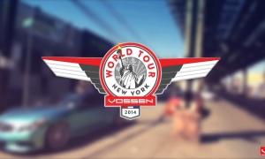 VOSSEN WORLD TOUR - США НЬЮ-ЙОРК