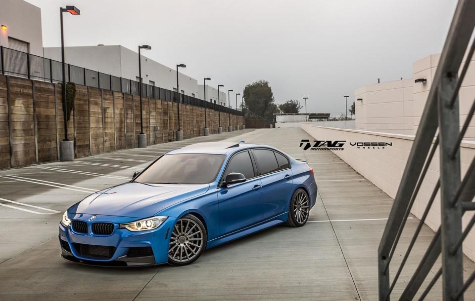 BMW 3 серии на дисках VFS2