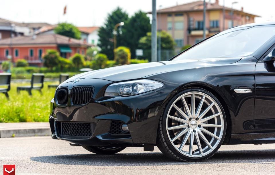 BMW 5 серии на дисках VFS2