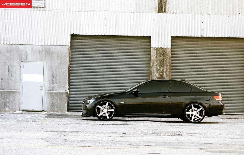 BMW 3 серии на CV3 дисках