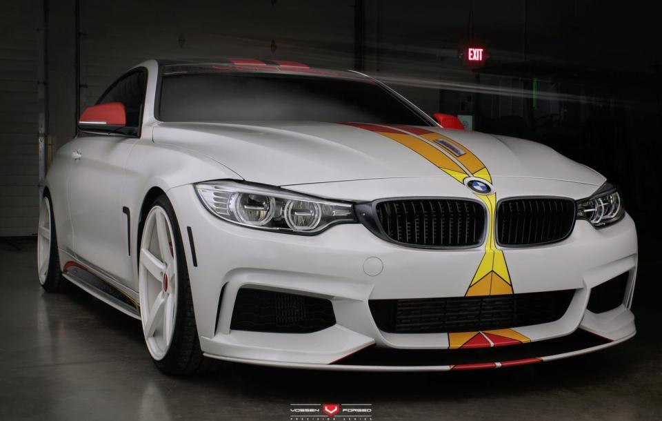 BMW 4 SERIES на дисках VPS-303
