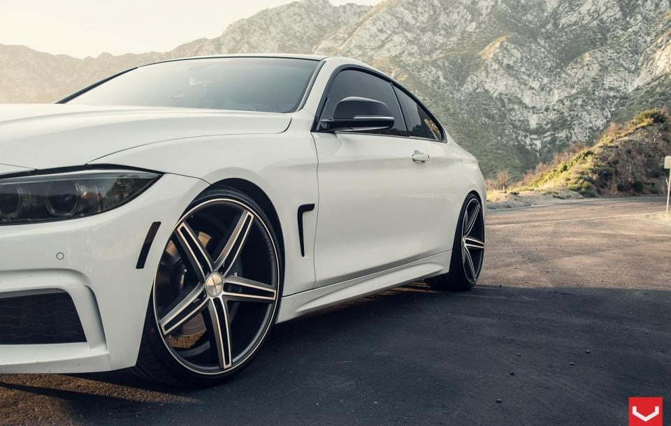 BMW 4 серии на дисках CV5