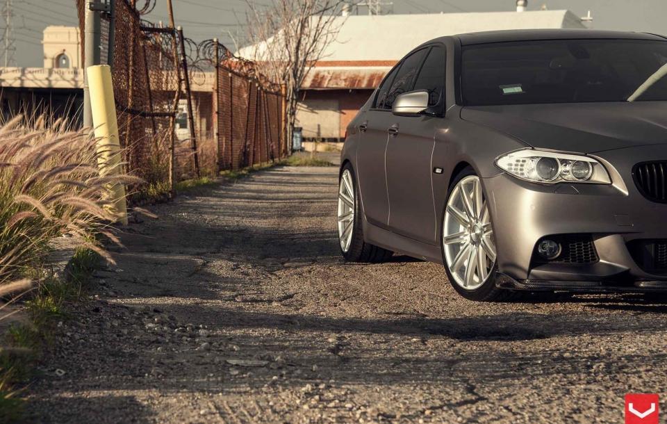 BMW 5 серии на дисках CV4