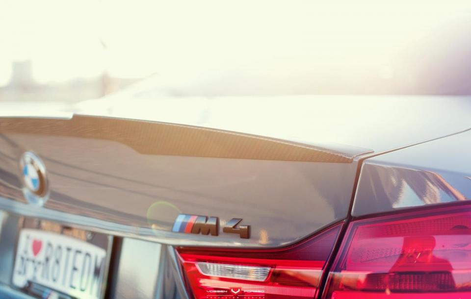 BMW M4 на дисках VPS-306