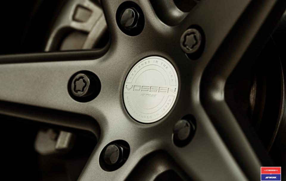 Jeep Wrangler | Vossen x Work | VWS-3