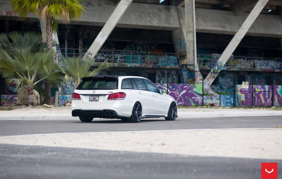 MERCEDES BENZ E CLASS - VOSSEN FLOW FORMED SERIES: VFS5