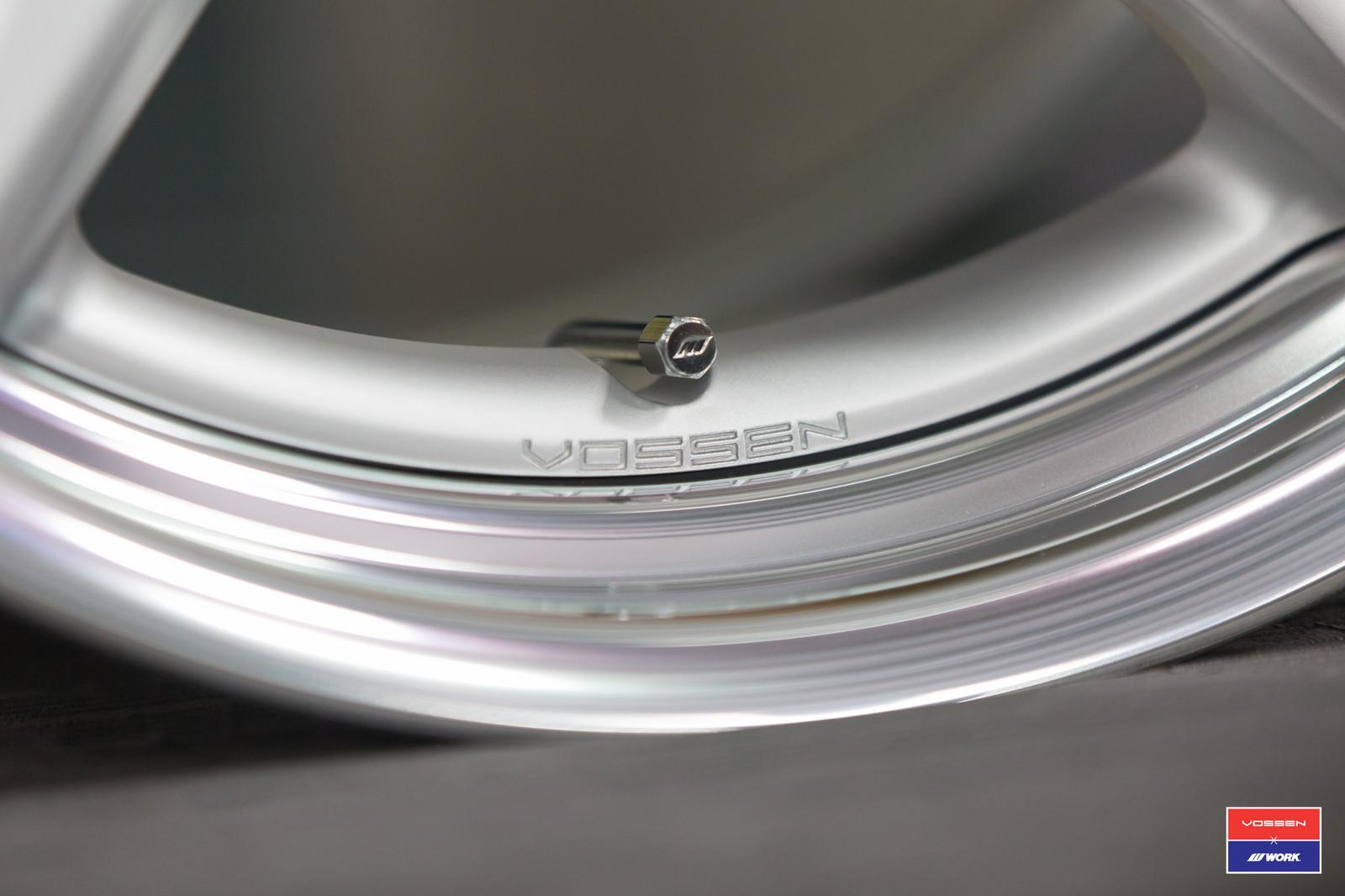 Vossen x Work диски VWS-3