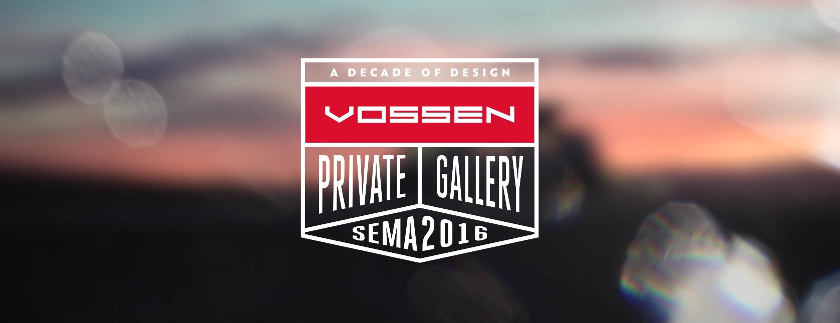 SEMA 2016