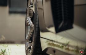 AUDI R8 - VOSSEN FORGED: CG SERIES: CG-205