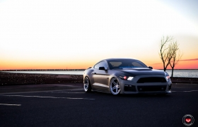 FORD MUSTANG - VOSSEN FORGED: LC SERIES: LC-102