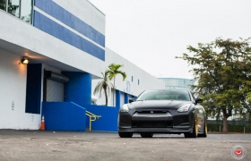 NISSAN GTR - VOSSEN FORGED: LC SERIES: LC-101