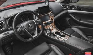 Nissan Maxima SL диски Vossen VWS-1