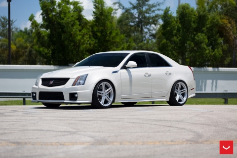 Cadillac CTS-V диски Vosssen VPS-5